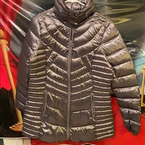 A.N.A packable down coat size Sm